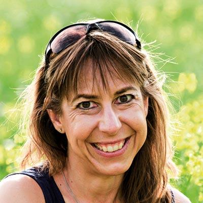 Speaker - Simone Balmer